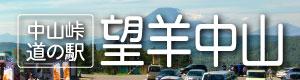 国道230号線中山峠の道の駅『望羊中山』