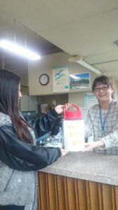 熊本地方地震募金についてのご報告